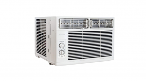 Frigidaire FFRA1011R1 10,000 BTU 115 V Window-Mounted Mini-Compact Air Conditioner Review