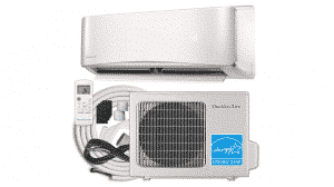 DuctlessAire 24,000 Btu 20.5 SEER Energy Star Ductless Mini Split Air Conditioner Review