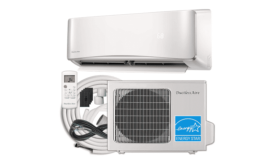 Ductlessaire 24 000 Btu 20 5 Seer Energy Star Ductless