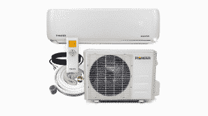 PIONEER Air Conditioner WYS018GMFI22RL Mini Split Review
