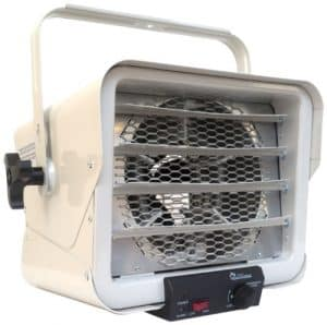 Dr. Heater DR966 240-volt Hardwired Shop Garage Commercial Heater Review