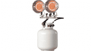 Mr. Heater MH30T Double Tank Top Outdoor Propane Heater Review