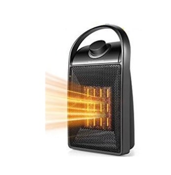 DoubleFly Ceramic Personal Space Heater