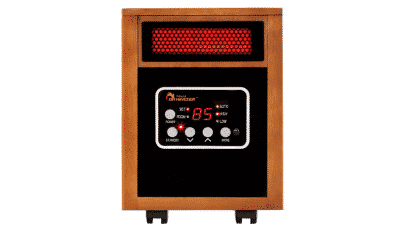 Dr. Infrared Heater Portable Space Heater Review