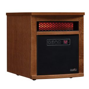 Duraflame 9HM8101-O142 Portable Electric Infrared Quartz Heater Review