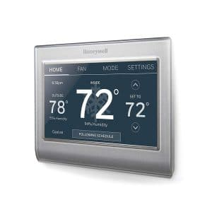 Honeywell RTH9585WF1004 Wi-Fi Enabled Programmable Color Touchscreen Thermostat