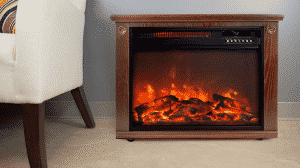 Lifesmart Large Room Infrared Quartz Fireplace Review