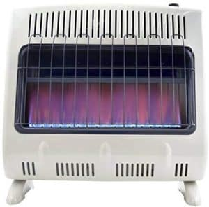 Mr. Heater Vent Free Natural Gas Space Heater