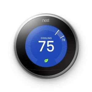 Nest T3007ES 3rd Generation Learning Thermostat