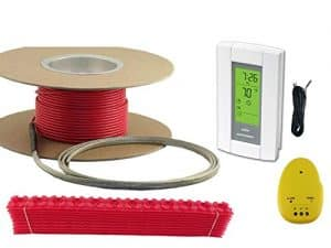 Warming Systems Radiant Floor Heating Cable Set