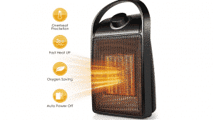 DoubleFly Personal Mini Space Heater Review