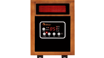 Dr Infrared Portable Space Heater Review