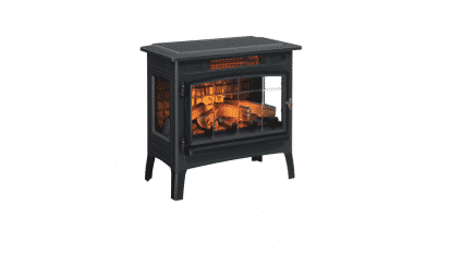 Duraflame 3D Infrared Electric Fireplace Space Heater Review