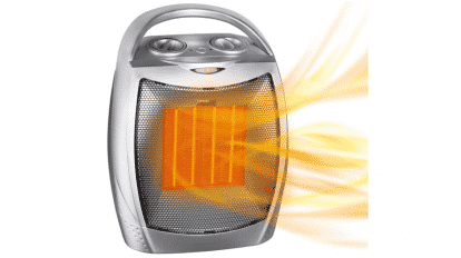 Givebest Personal Ceramic Space Heater Review