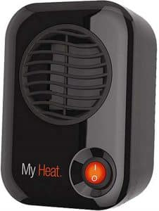 Lasko MyHeat Personal Space Heater Review