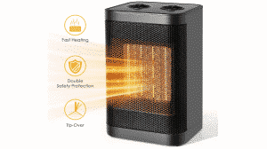 Mulandd Ceramic Space Heater Review