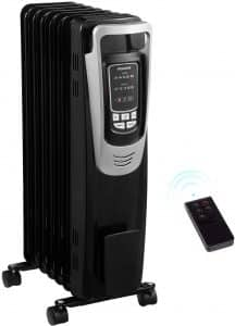 Pelonis Oil-Filled Radiator Space Heater Review