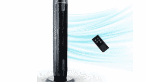 Pelonis Oscillating Tower Fan Review