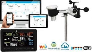 Ambient Weather WS-2902A Smart Weather Station