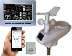 Ambient Weather WS-1002 Observer Weather Station