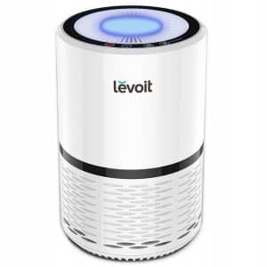 LEVOIT H13 True HEPA Filter, Purifiers for Home Allergies and Pets, Smokers, Smoke, Dust, Mold, and Pollen, Air Cleaner for Bedroom