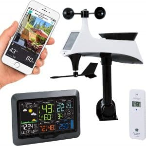 La Crosse V40-PRO-INT Weather Station