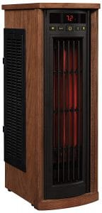 Duraflame 5HM8000-O142 Infrared Quartz Oscillating Tower Heater