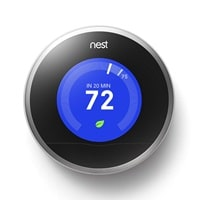 2nd Generation Learning Thermostat by Nest