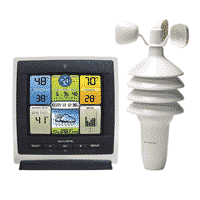 AcuRite 00589 Pro Color Weather Station