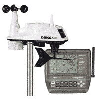 Davis Instruments 6250 Vantage Vue Weather Station