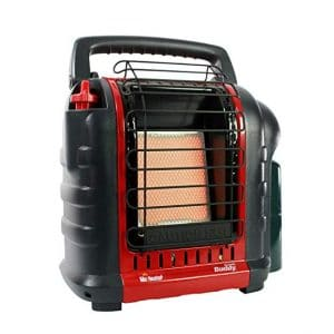Mr. Heater F232000 MH9BX Buddy 4,000-9,000 BTU